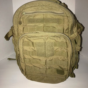 5.11 Field Tested Military Cross Body Back Pack